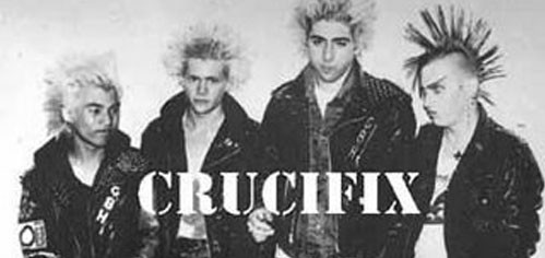 Watch Crucifix Tribute Band 1984 (feat ex Crucifix Members) Perform Live In Oakland, California