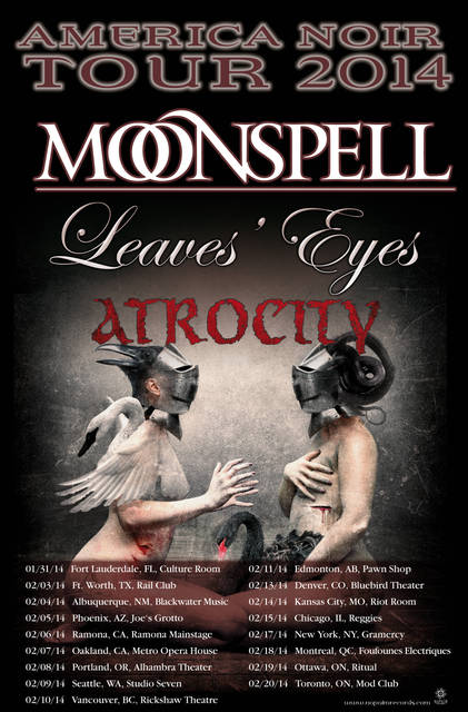 Moonspell coming soon
