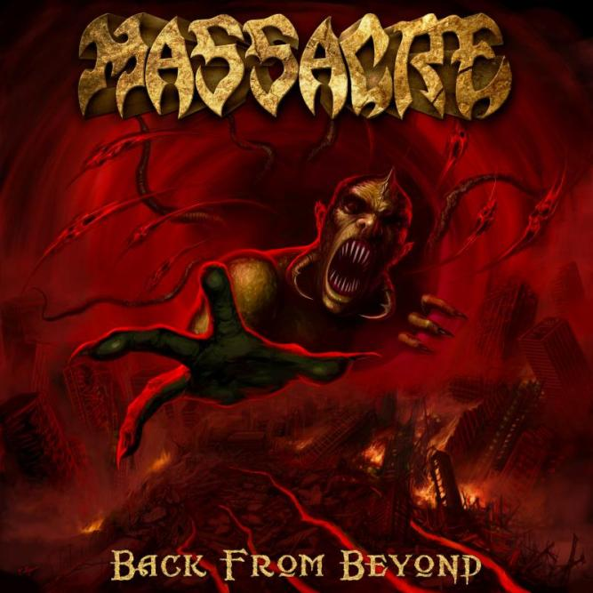 MASSACRE announces details for new album, 'Back From Beyond'