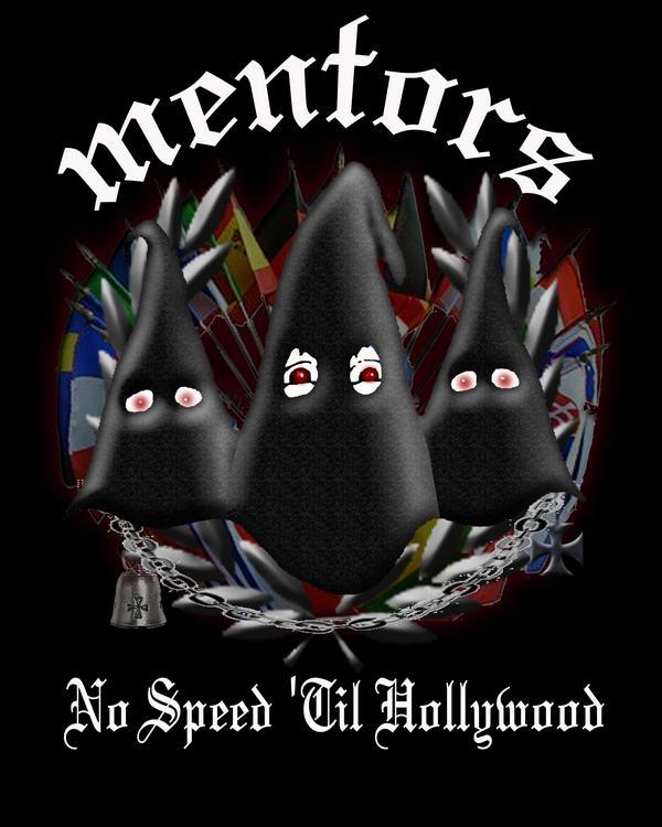 The Mentors logo