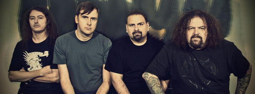New Napalm Death Interview With Barney Greenway
