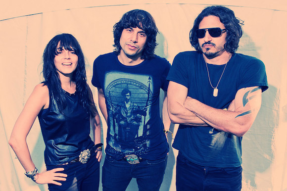 The Last Internationale Video Interview @ Aftershock 2014