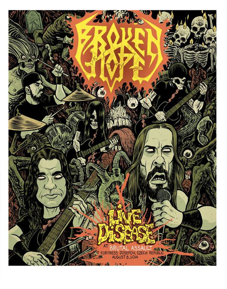BROKEN HOPE: Live Concert Blu-Ray/ Live Album Trailer Unveiled!‏
