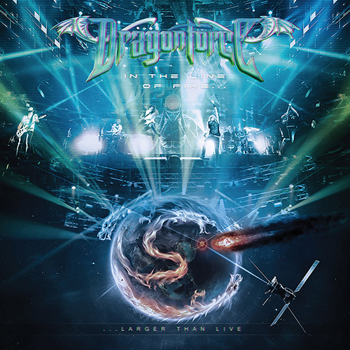 "DragonForce unleash ""Black Winter Night"" live video from new DVD / Blu-Ray release!‏"