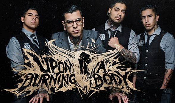 Nueva Upon A Burning Body Entrevista Video In Sacramento , California