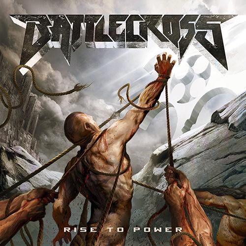 """BATTLECROSS Release Third Album """"Rise toPower"""""""