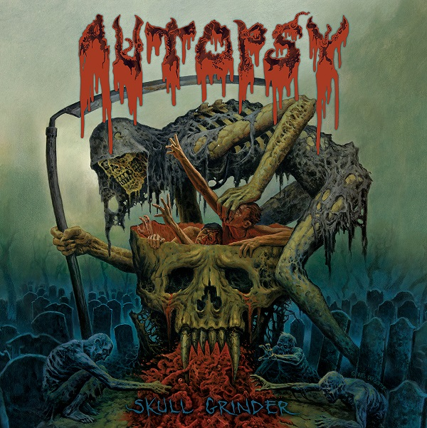 "Autopsy to release ""After the Cutting"" four-disc set, ""Skull Grinder"" LP this November on Peaceville‏"