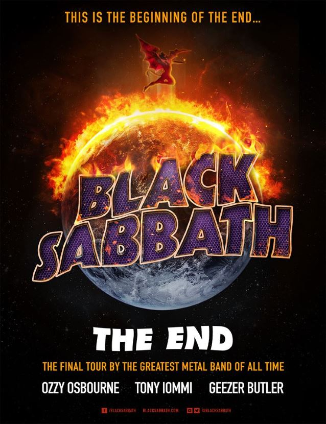 Black Sabbath Announce 2016 Final Tour