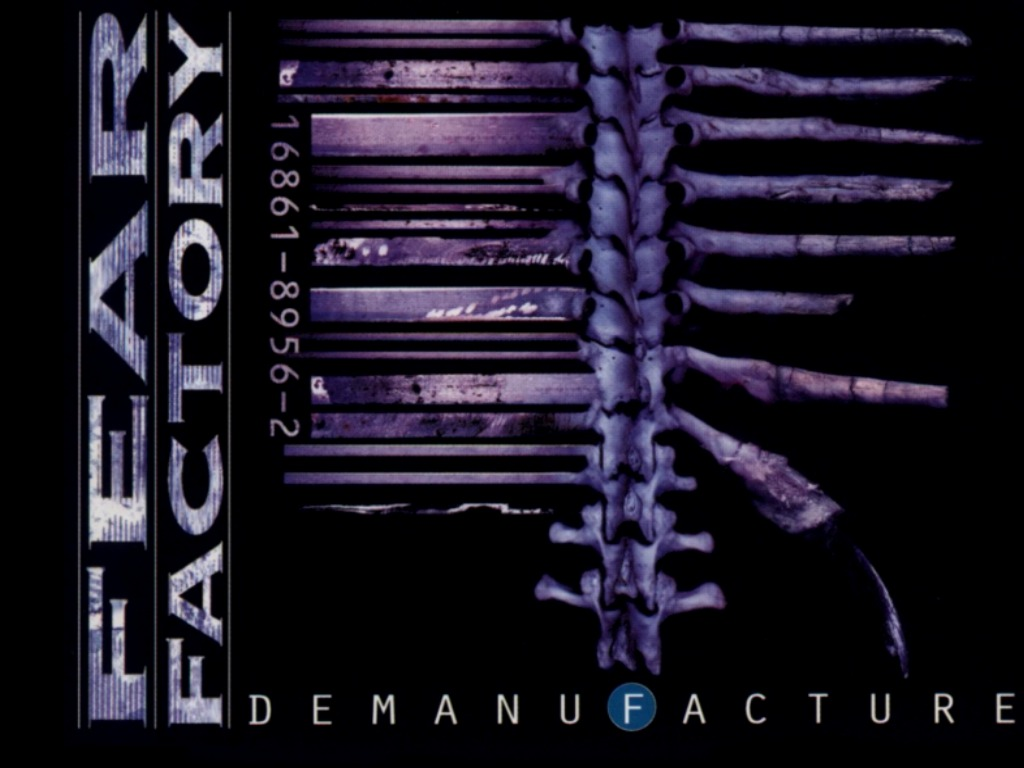 Quality Footage Of San Francisco Fear FactoryConcert