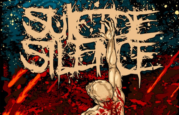 Suicide Silence announce new EP, 'Sacred Words'.