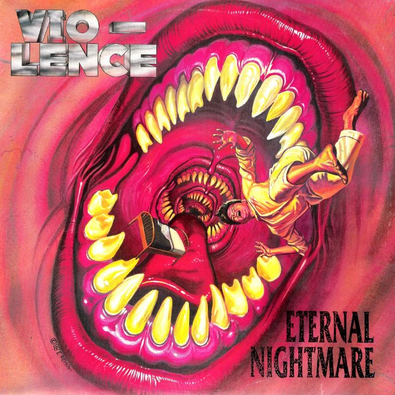 Deluxe Vinyl Reissue fromVIO-LENCE
