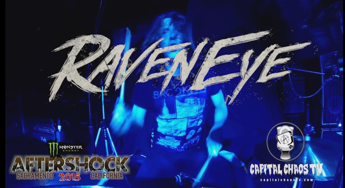 RavenEye Interview At Aftershock 2015