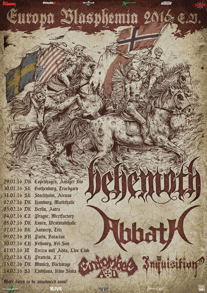 Sacramento Drummer Gabe Seeber To Tour The World With Former Immortal VocalistAbbath