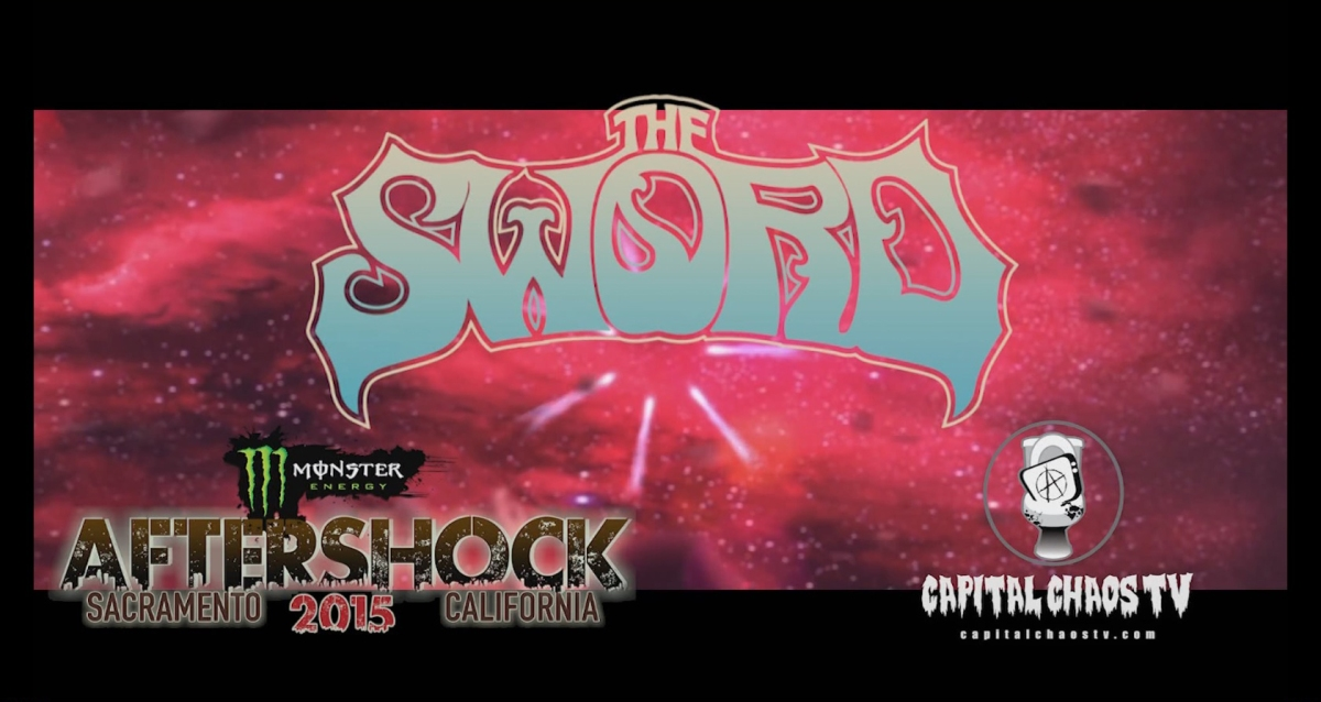 John D. Cronise of The Sword Interviewed At Aftershock 2015