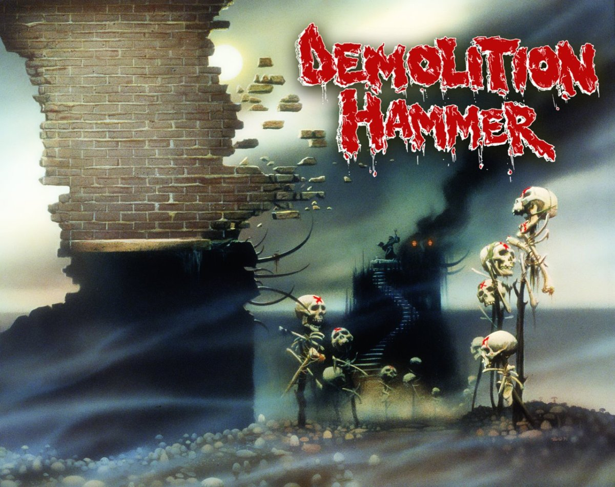 The Return Of Demolition Hammer?
