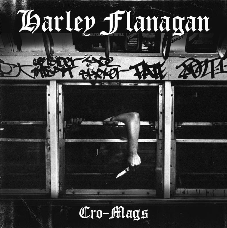 Hardcore Punk and Metal Crossover Legend Harley Flanagan Releases Powerful Solo Album 'Cro-Mags', OutNow