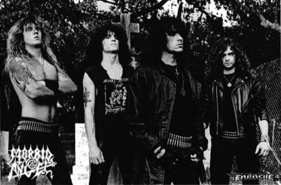 Morbid Angel Annihilate Florida1986