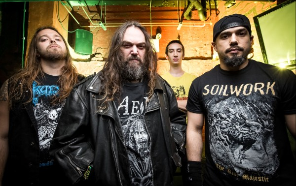 """SOULFLY announce North American tour in support of """"Ritual"""""""
