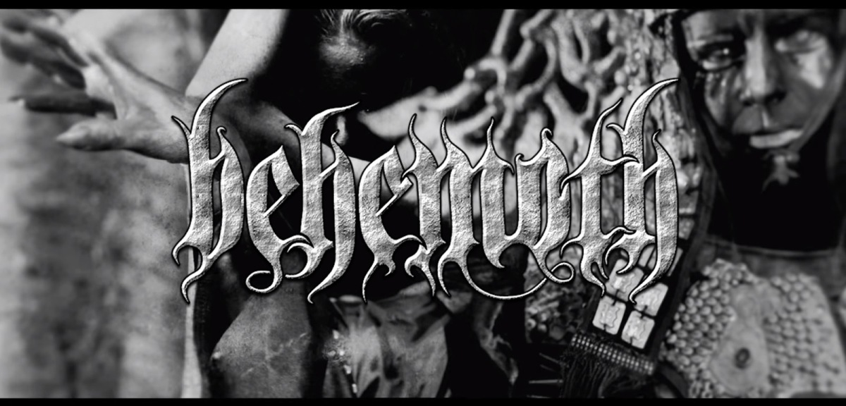 "Behemoth ""Ben Sahar"" Music Video Released"