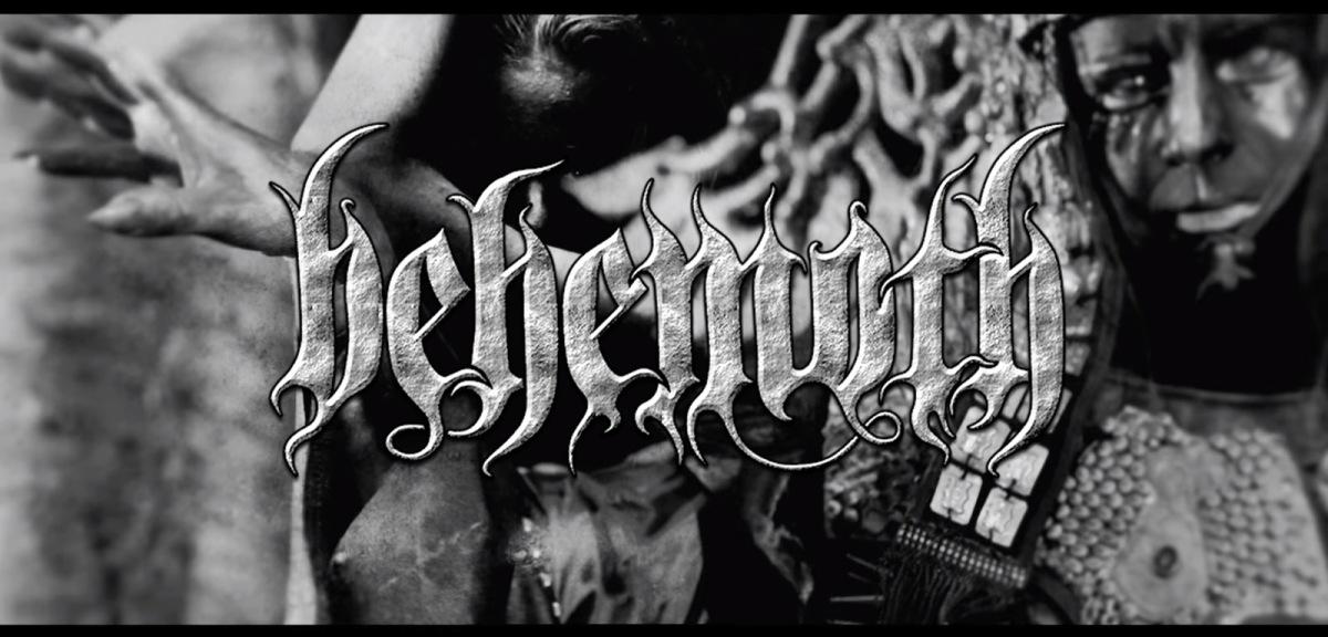 "Behemoth ""Ben Sahar"" Music VideoReleased"