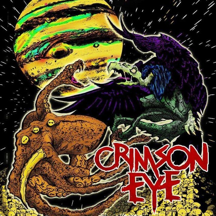 craimson eye cd cover
