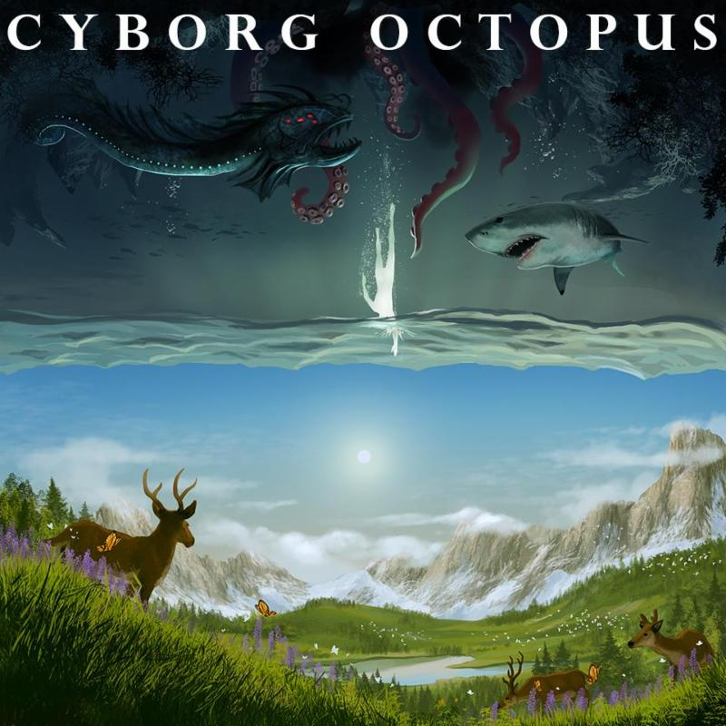 Prog-Metal Outfit Cyborg Octopus to Release Genre-Warping New Album 'Learning To Breathe' on May 20,2016