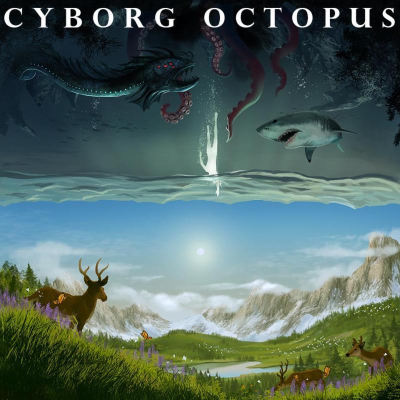cyborg octopus