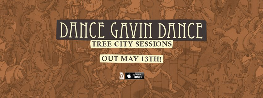 "Dance Gavin Dance Premiering Live Version of ""Lemon Meringue Tie"""
