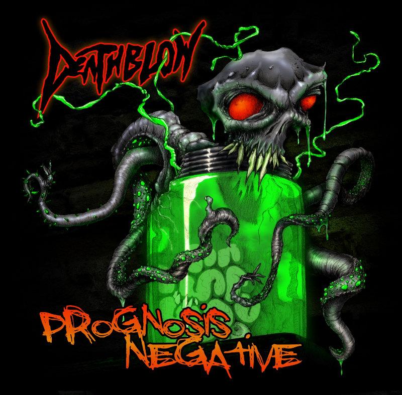 "Salt Lake City Thrashers Deathblow Release ""Prognosis Negative"" Video / Tour DatesAnnounced"