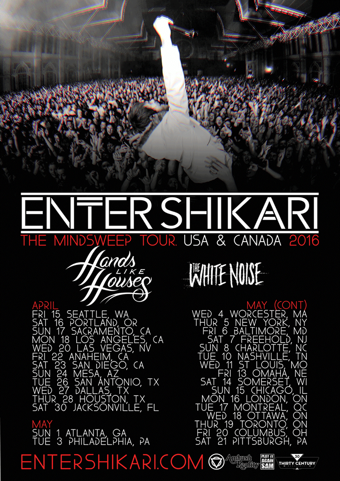 Enter shikari us tour