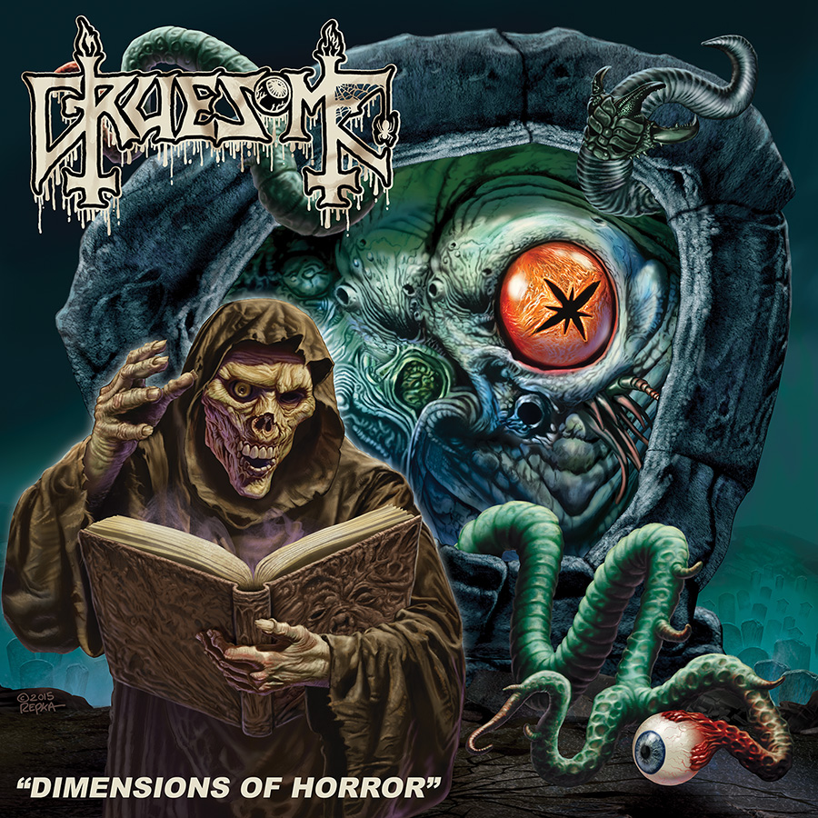 """New Kick Ass """"Death"""" Metal FromGruesome"""