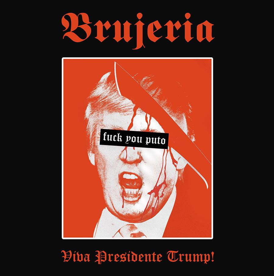 "BRUJERIA joined by ""Orange Is The New Black"" star on current U.S. Tour"