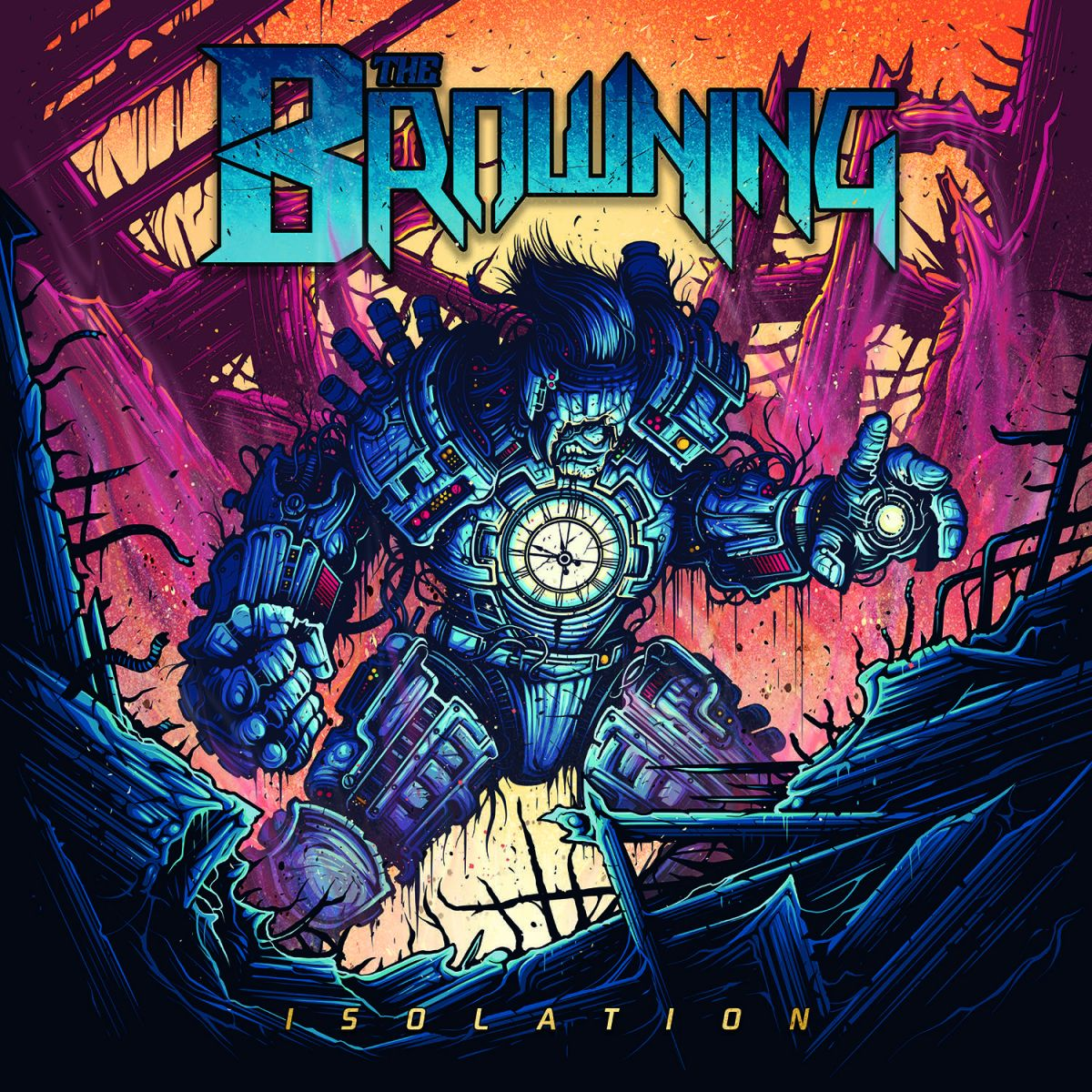 The Browning Reveal All New Album Details‏