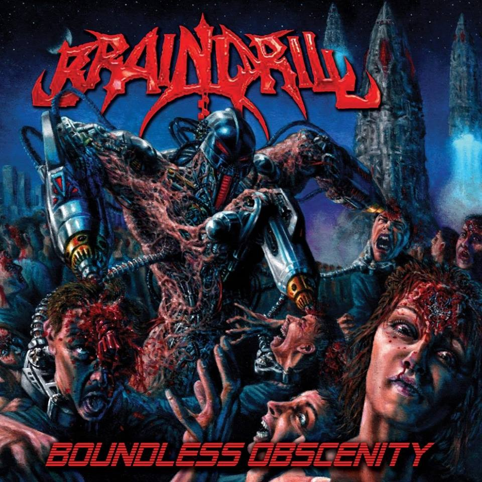 New Brutality From BrainDrill