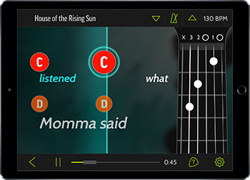 FourChords: Play Guitar Instantly With FreeTrial