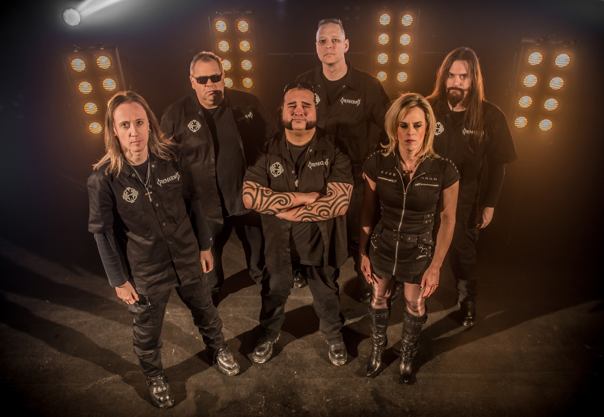 Crematory Interview With Guitarist RolfMunkes