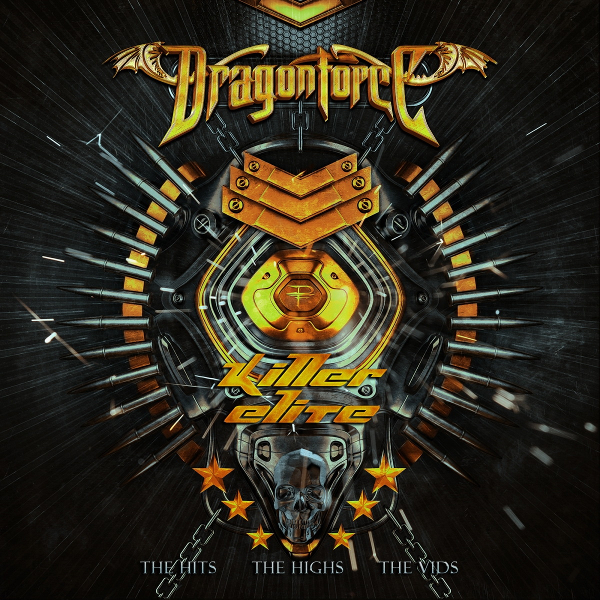 """Power metallers Dragonforce poised to release a comprehensive career-spanning """"Best Of"""" inJuly"""