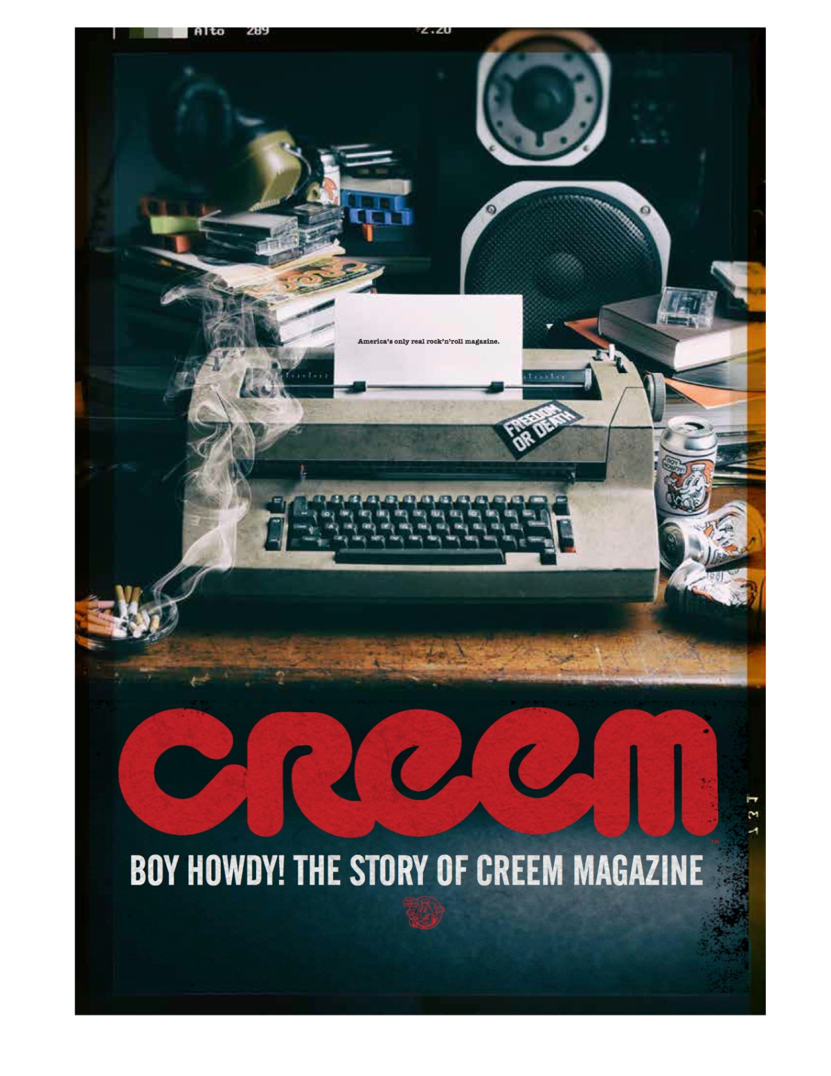 New Rose Films Announce Upcoming CREEM MagazineDocumentary