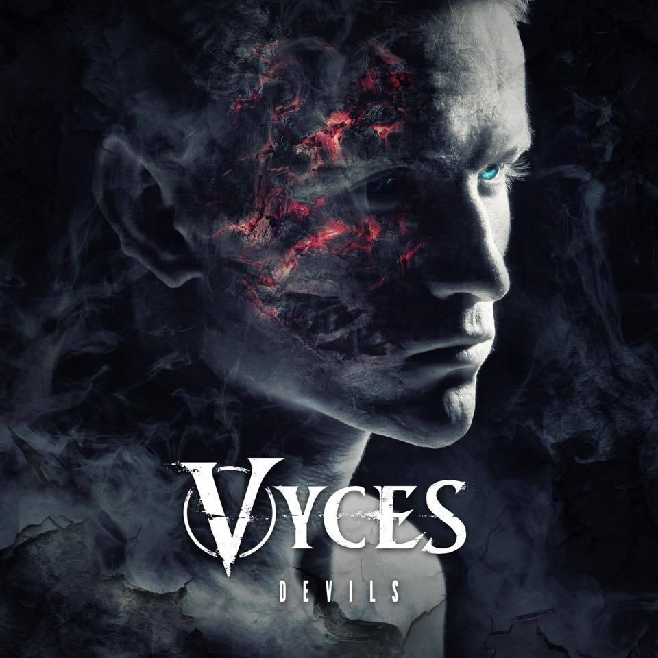 Vyces featuring former members of Breaking Benjamin Debut EP Devils StreamAvailable