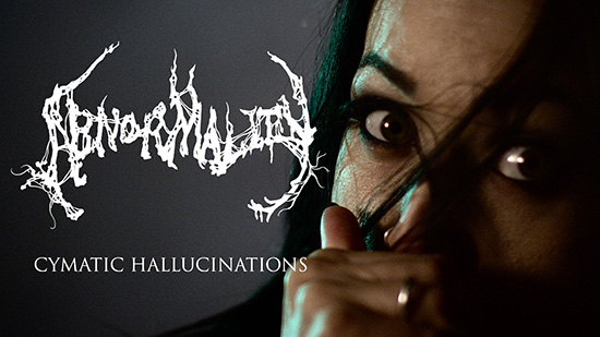 "Abnormality launches video for ""Cymatic Hallucinations"""