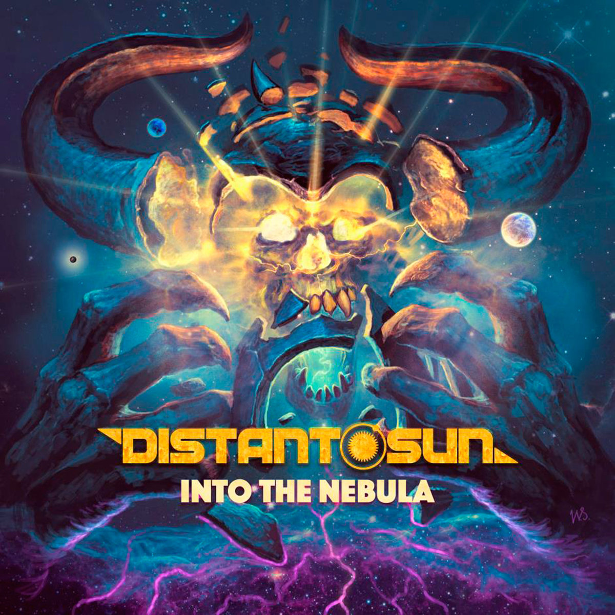 Moscow Power Thrashers Distant Sun to Release 'Into theNebula'