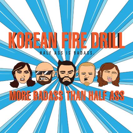 Sacramento's Korean Fire Drill To Release New Album At The End OfNovember