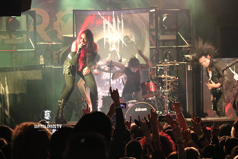 New Years Day at Ace Of Spades – Sacramento, California