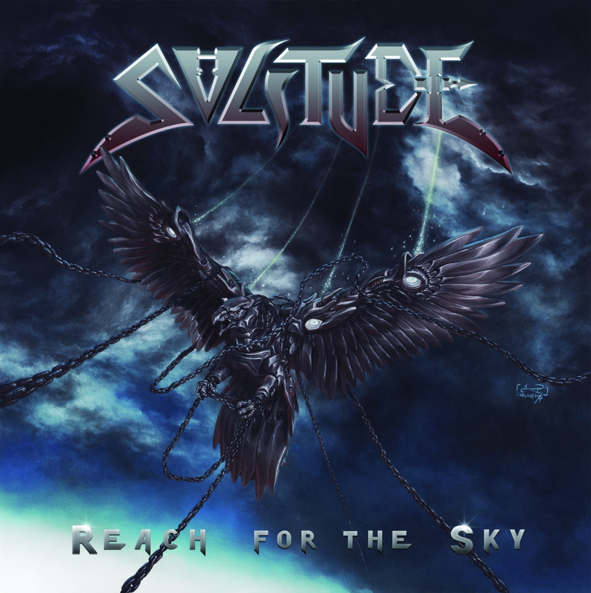 Solitude – Reach for the Sky – Music Review
