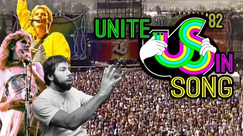 "The 1982 US Festival w remastered music and never-before-seen footage in ""The US Generation"""