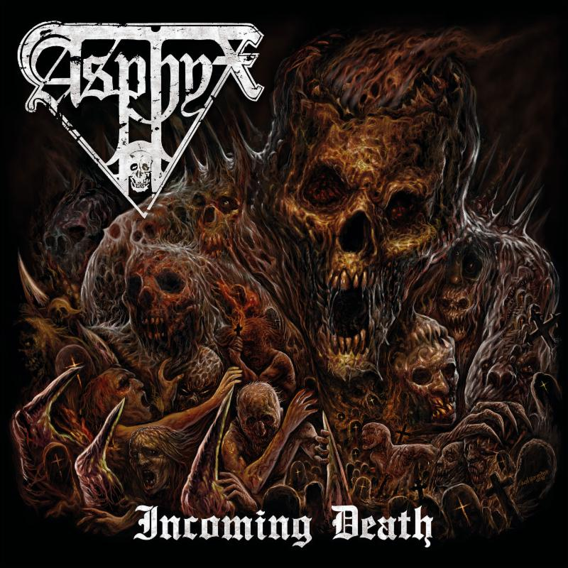 "Asphyx launch new music for video ""Candiru"" and announce tour dates!"