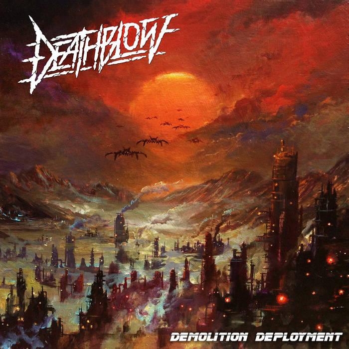 SLC Thrashers Deathblow Release 'Demolition Deployment' EP