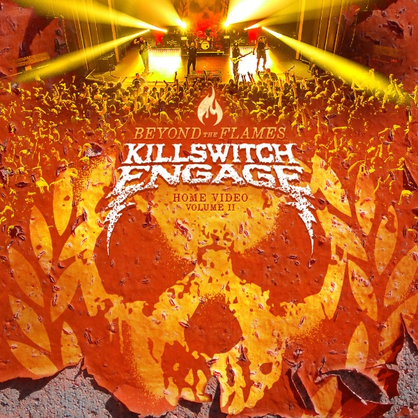"""Killswitch Engage """"Beyond the Flames"""" Blu-ray Out Now – Watch ExclusiveClip"""