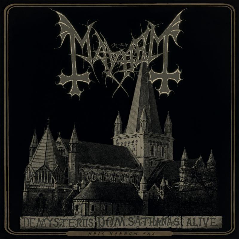 Mayhem To Perform De Mysteriis Dom Sathanas In Its Entirety On North American HeadliningTour