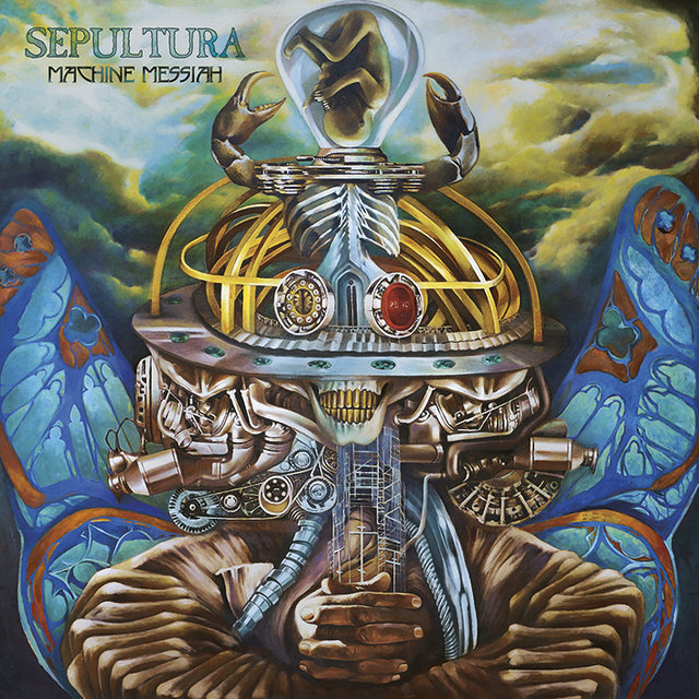 Sepultura: Machine Messiah (Nuclear Blast)